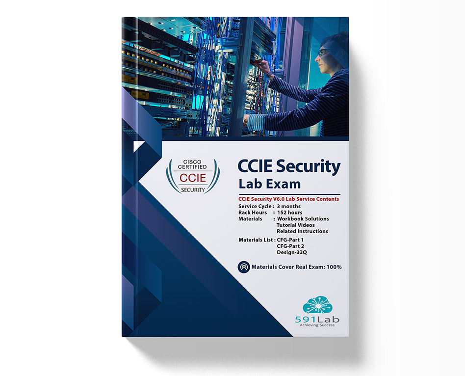 CCIE Security Lab of 591Lab Certcommunity