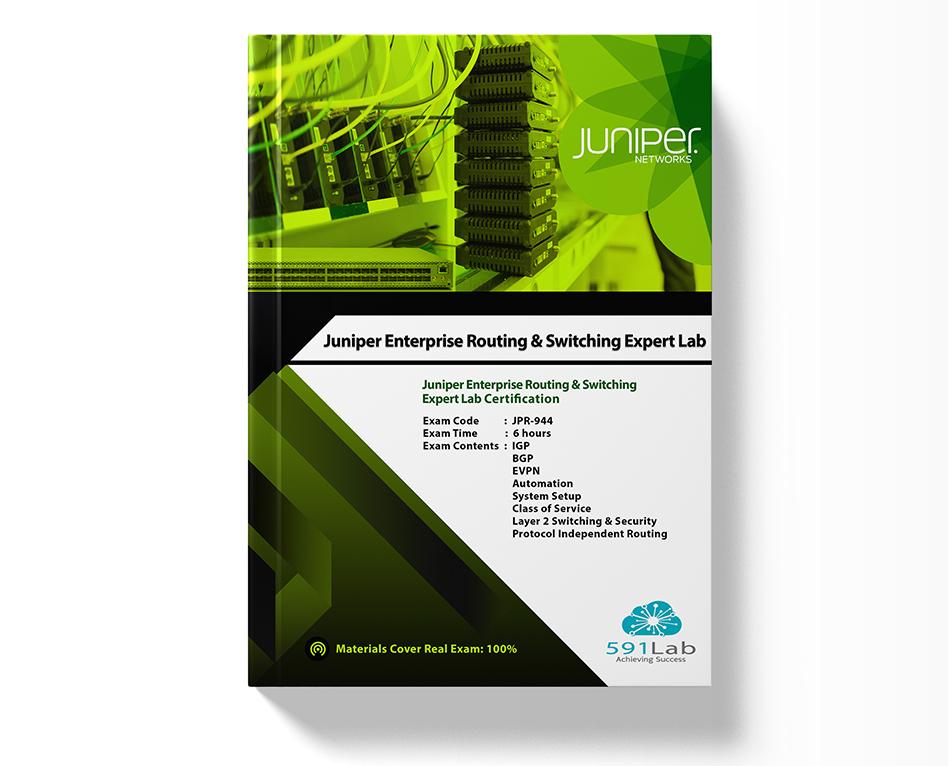 Juniper RS Expert Lab of 591Lab Certcommunity