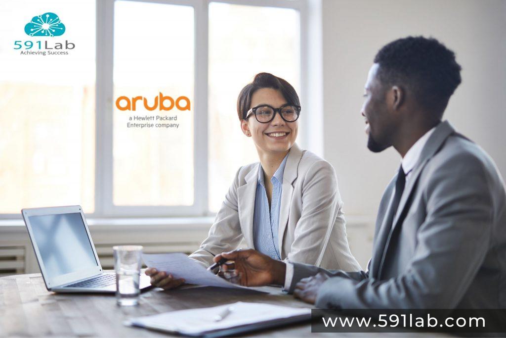 Aruba networks certification